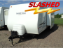 Used 2006 Starcraft Travel Star 30QBS W/SLIDE Travel Trailer For Sale