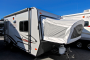 New 2014 Jayco JAY FEATHER ULTRALITE 16XRB Hybrid Travel Trailer For Sale