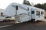 Used 2006 Newmar Cypress 29KSRE 3/SLIDES Fifth Wheel For Sale