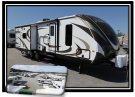 New 2014 Keystone Premier 30RI Travel Trailer For Sale