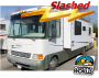 Used 1999 Holiday Rambler Admiral 36G W/SLIDE Class A - Gas For Sale