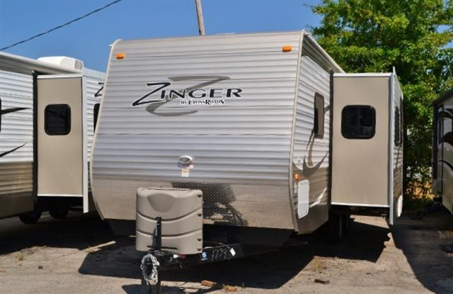 New 2015 Crossroads Zinger 25RB Travel Trailer For Sale