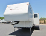 Used 2001 Jayco Eagle 263RK W/SLIDE Fifth Wheel For Sale