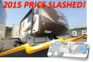 New 2015 Jayco EAGLE HT 27.5RLTS Fifth Wheel For Sale