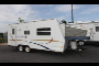 Used 2006 Jayco Jay Feather 19H Hybrid Travel Trailer For Sale
