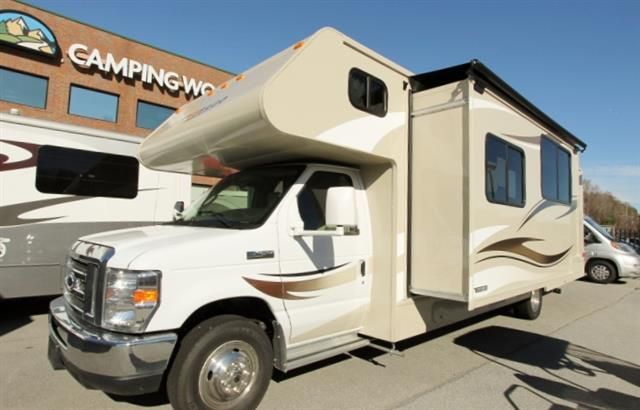 2015 Winnebago Minnie