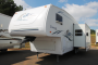 Used 2002 Keystone Cougar 278EFS Fifth Wheel For Sale