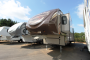 Used 2014 Heartland Sundance 3310MKS Fifth Wheel For Sale