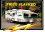 Used 2007 Kodiak Skamper 214RB Hybrid Travel Trailer For Sale