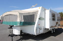 Used 2007 Kodiak Skamper 214RB Hybrid Travel Trailer For Sale