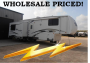 Used 2006 Forest River Sandpiper 325RGT Fifth Wheel For Sale