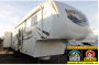 Used 2011 Heartland ELK RIDGE 35QSQB 4/SLIDES Fifth Wheel For Sale