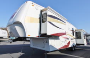 Used 2008 Coachmen Wyoming 335RET Fifth Wheel For Sale