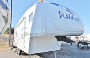 Used 2008 Forest River Wildcat 27RL W/SLIDE Fifth Wheel For Sale