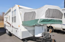 Used 2006 Starcraft Antigua 235SRT Hybrid Travel Trailer For Sale
