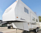 Used 2005 Forest River Salem Le M24BHSS Fifth Wheel For Sale