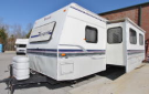 Used 1997 Fleetwood Terry 30G Travel Trailer For Sale