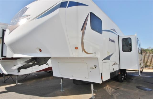 Used 2013 Heartland Prowler 27PRLS Fifth Wheel For Sale