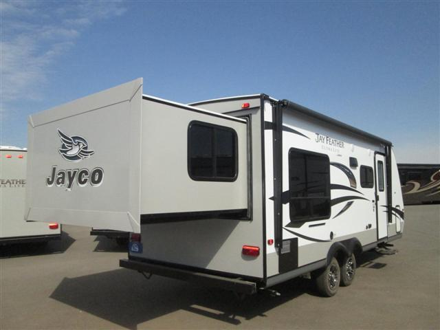 New 2016 Jayco Jay Feather X213 Hybrid Travel Trailer For Sale