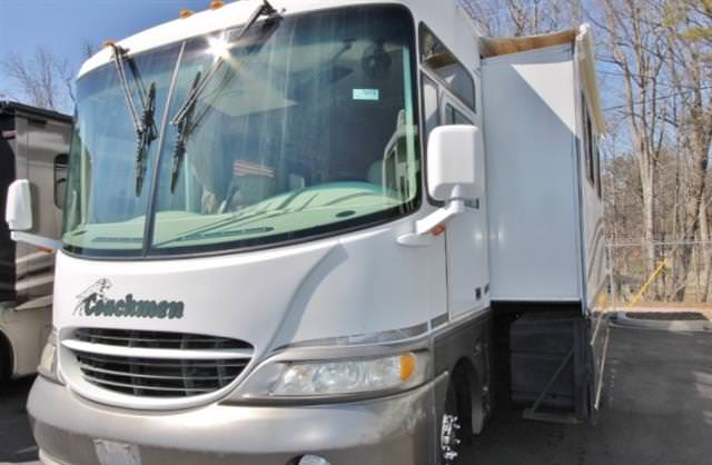 Buy a Used Coachmen Santara in Oakwood, GA.
