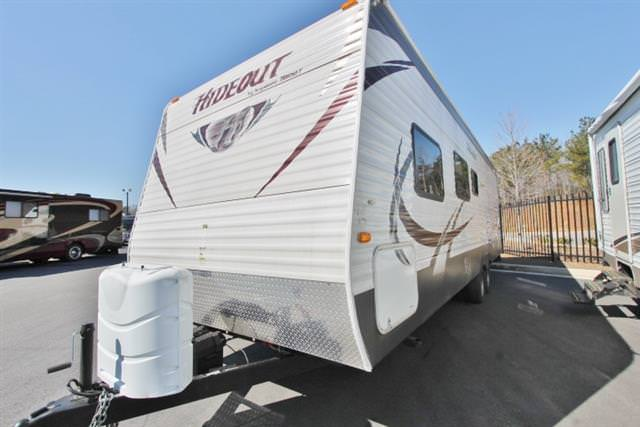 Used 2012 Keystone Hideout 26B Travel Trailer For Sale