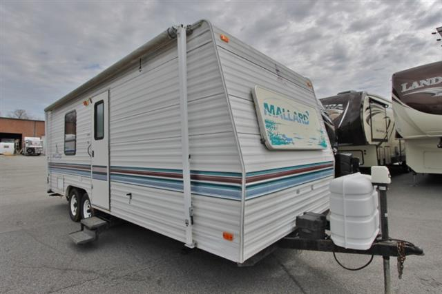 Used 1998 Fleetwood Mallard 24J Travel Trailer For Sale