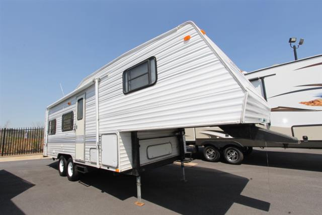 Used 1996 Layton Layton 2595 DELUXE Fifth Wheel For Sale