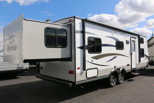 New 2016 Jayco Jay Feather X254 Hybrid Travel Trailer For Sale
