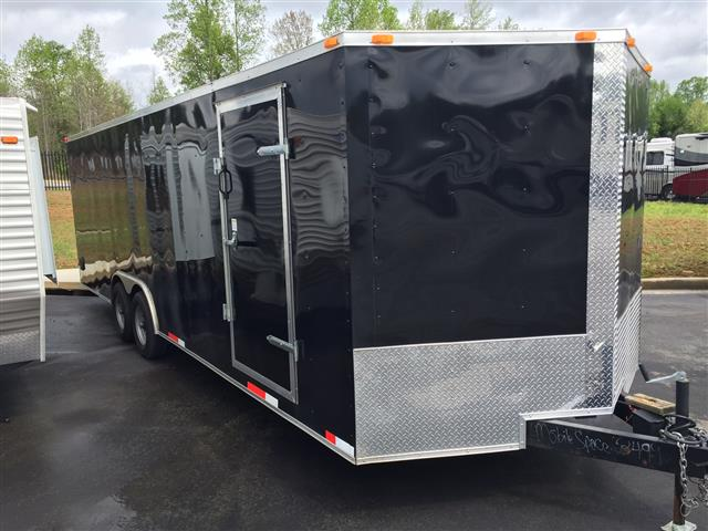 Used 2014 CYNERGY CARGO TRAILERS CARGO TRAILER Cargo Trailer For Sale