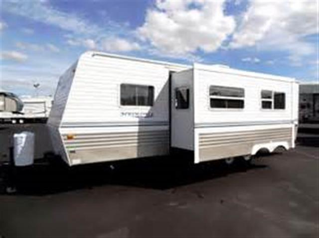 Used 2003 Keystone Springdale 295BH Travel Trailer For Sale