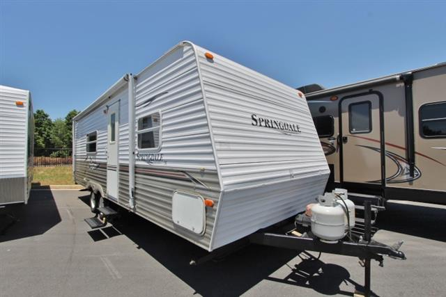 Used 2006 Keystone Springdale 253 Travel Trailer For Sale