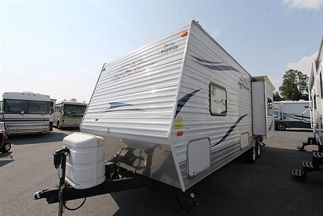 Used 2010 Jayco Jayflight 24RKS Travel Trailer For Sale