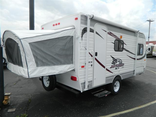Used 2013 Jayco JAY FLIGHT SWIFT 165RB Travel Trailer For Sale