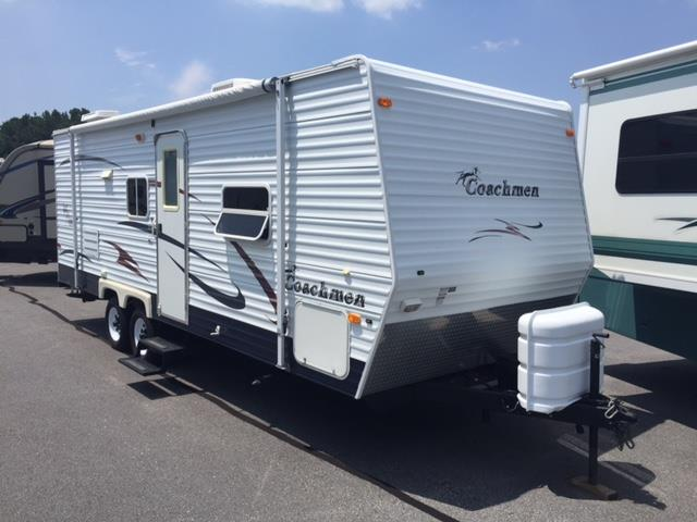 Used 2007 Coachmen Coachmen 24TBQ Travel Trailer For Sale