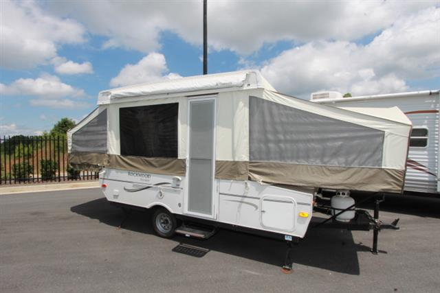 Used 2008 Forest River Rockwood 1910 FREEDOM Pop Up For Sale