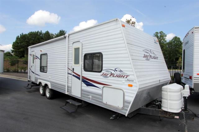 Used 2008 Jayco Jay Flight 24RKS Travel Trailer For Sale