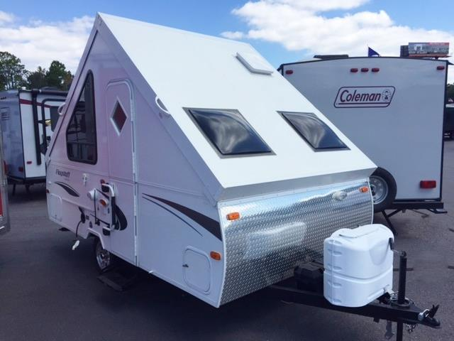Used 2012 Forest River Flagstaff 12RB Pop Up For Sale