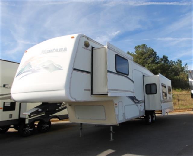 Used 2000 Keystone Montana 3255RL Fifth Wheel For Sale