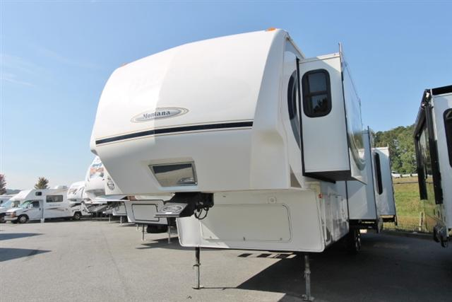 Used 2008 Keystone Big Sky 350RLQ Fifth Wheel For Sale