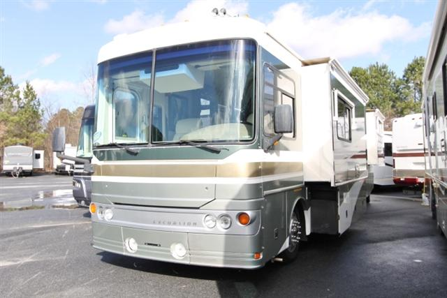 Buy a Used Fleetwood Excursion in Woodstock, GA.