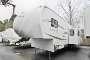 Used 2011 Wildwood Rv HERITAGE GLEN 356SRV Fifth Wheel For Sale