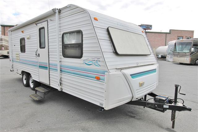 Prowler Travel Trailer Owners Manual