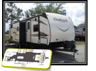 New 2015 Keystone OUTBACK TERRAIN 299TBH Travel Trailer For Sale