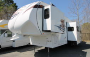 Used 2010 Coachmen Chaparral 331 RLTS Fifth Wheel For Sale