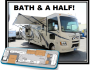 New 2014 THOR MOTOR COACH Windsport 34E BATH & A HALF Class A - Gas For Sale