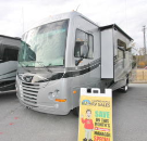 New 2015 Fleetwood Terra 31C Class A - Gas For Sale