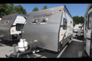 Used 2014 Cherokee WOLF PUP 16BH Travel Trailer For Sale