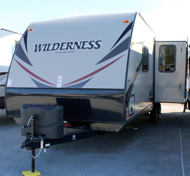 2015 Heartland Wilderness
