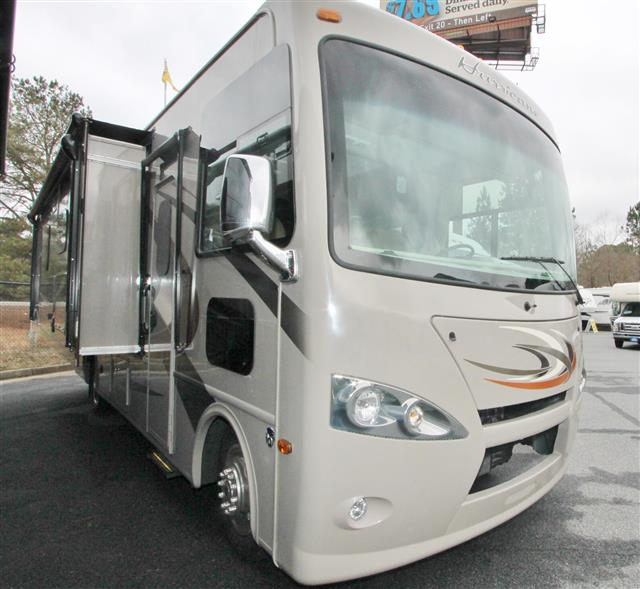 Used 2014 Thor Hurricane 27K Class A - Gas For Sale