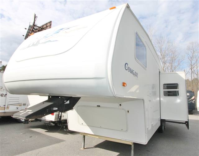 Used 2002 Keystone Cougar 281 Fifth Wheel For Sale